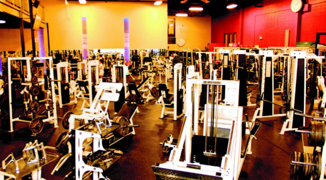 Monster Gym