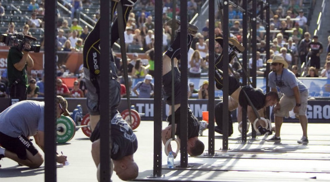 The 2013 CrossFit Open WODs