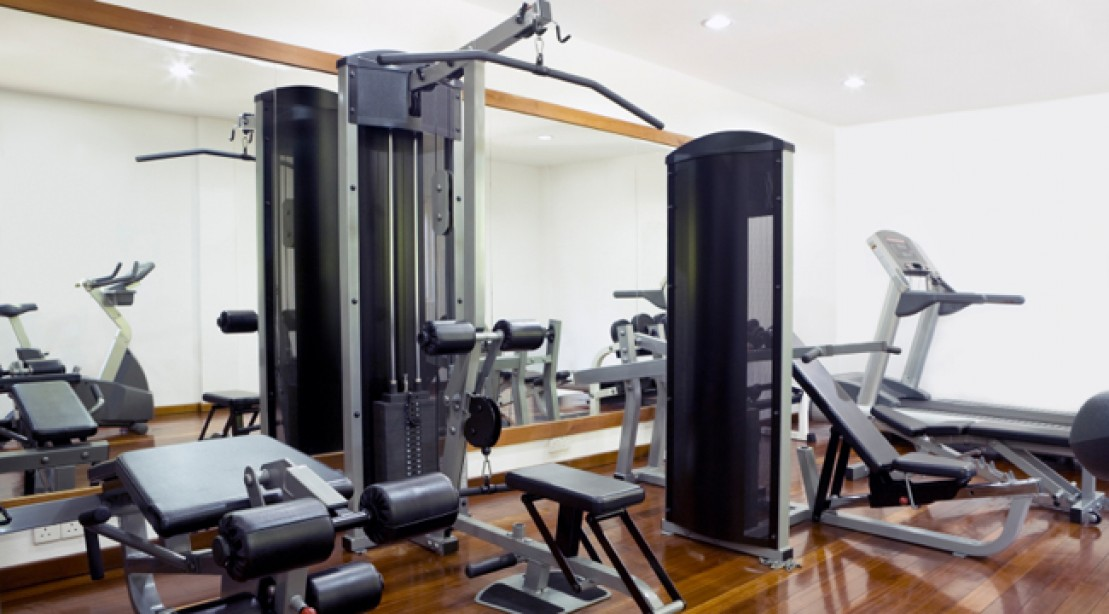 The muscle fitness home gym guide muscle fitness