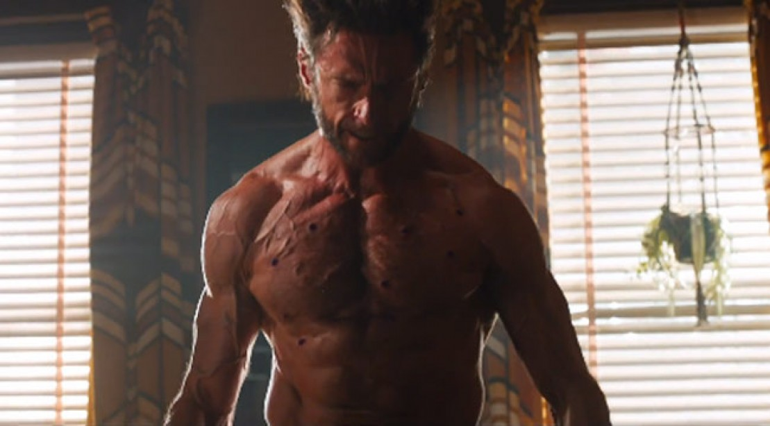Hugh Jackman Looks Ripped in the New 'X-Men: Days of Future Past' Trailer