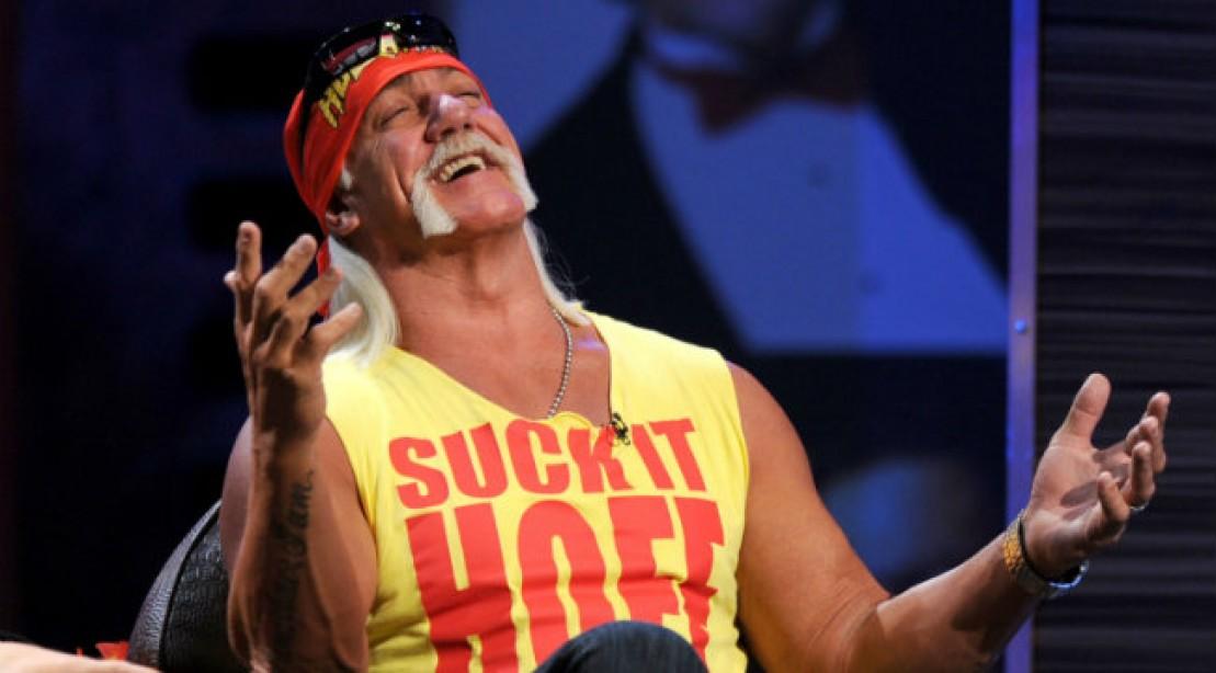 Hulk Hogan Returns to WWE