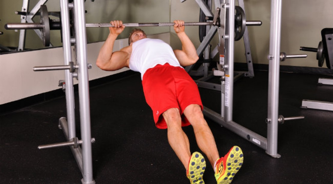 Inverted Row: The Lat Blaster