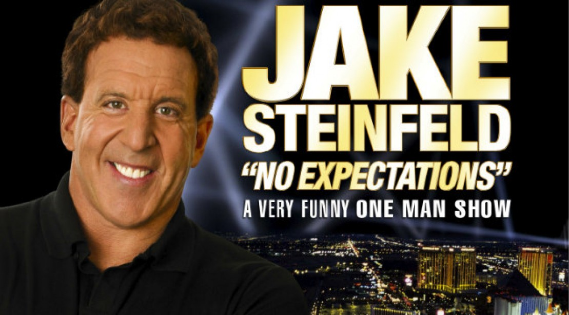 Jake Steinfeld: No Expectations - A Very Funny One Man Show