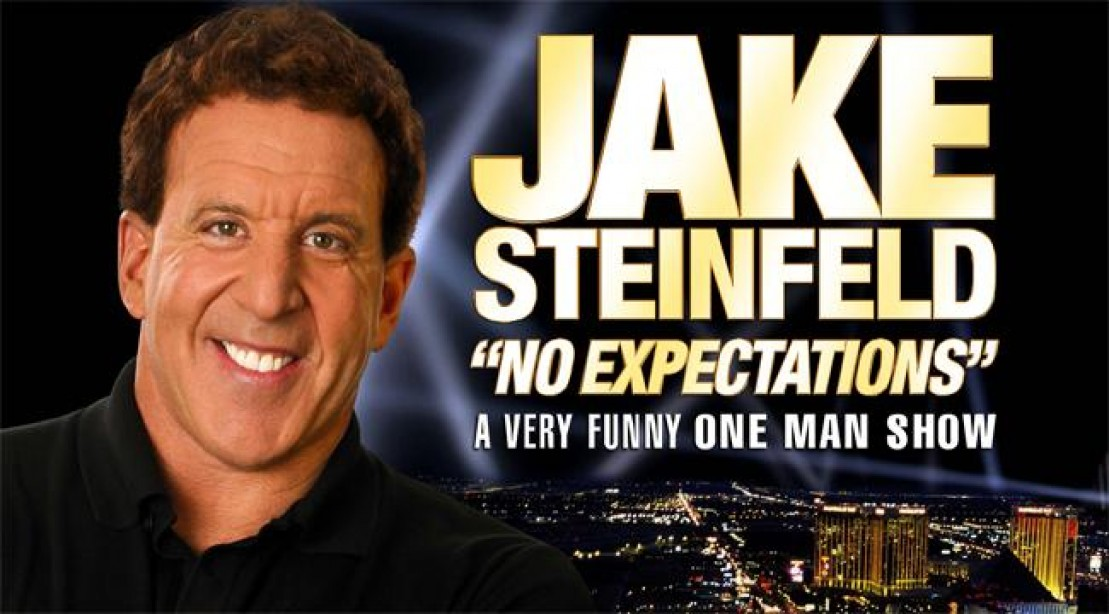 Jake Steinfeld Talks About 'No Expectations'