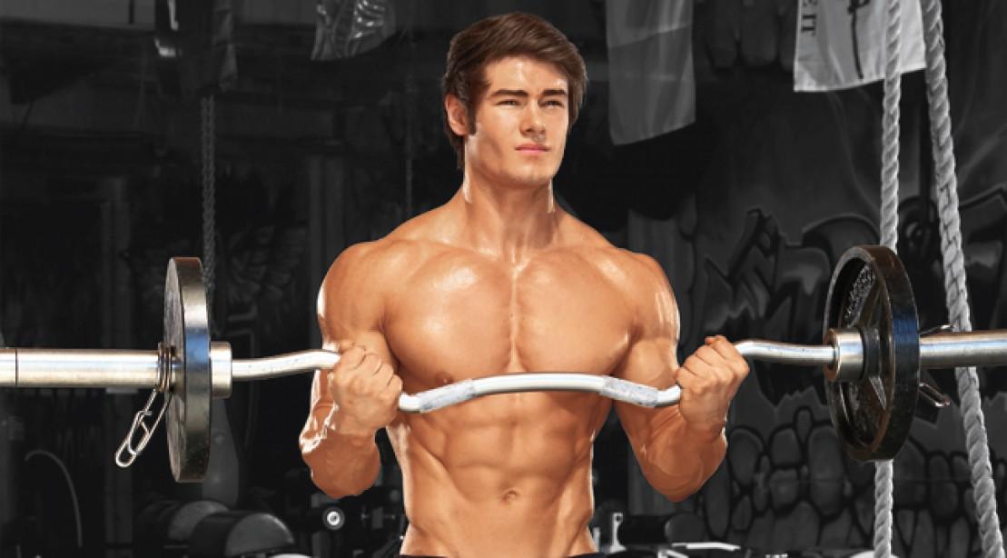 Physique Pro Big Arms Workout