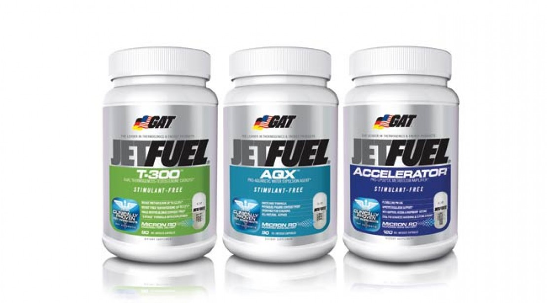 Stack of the Month: GAT JetFuel