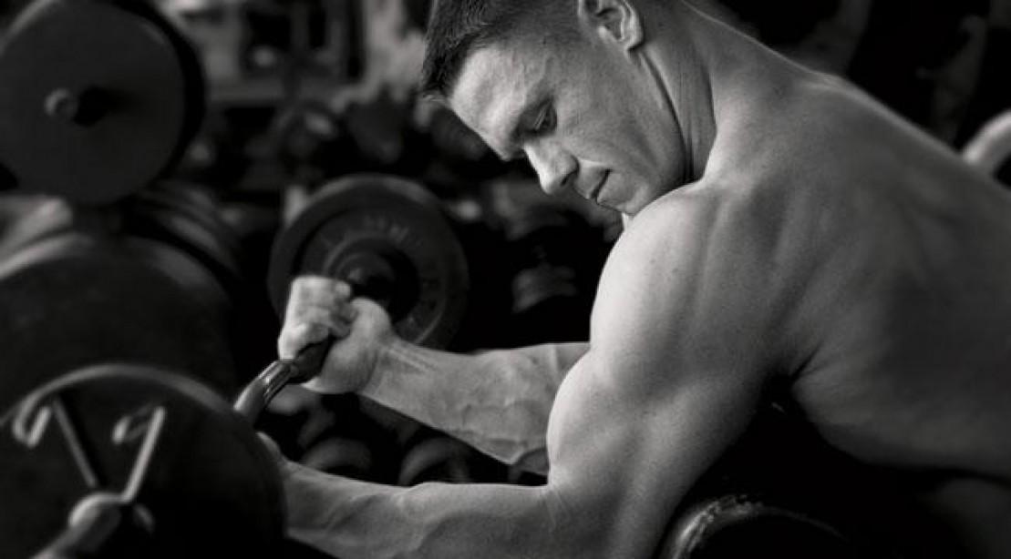 John Cena: 'Never fear failure, fear never learning from failure'