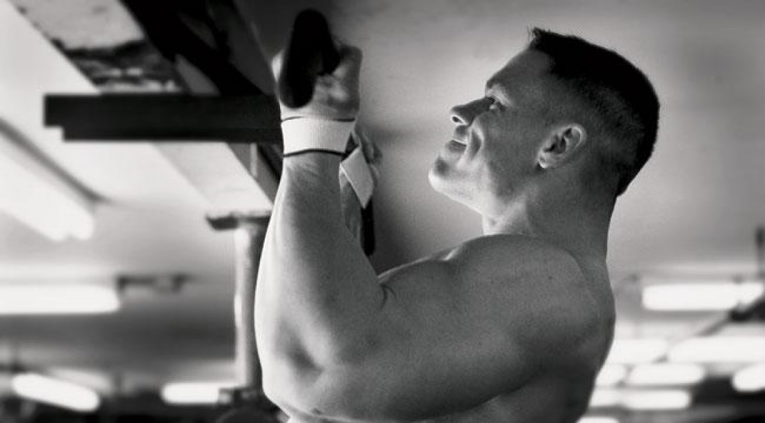 John Cena Wants You to Never Give Up