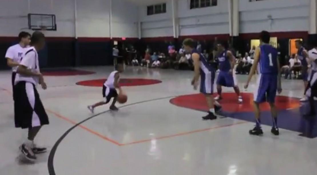11-Year-Old Basketball Phenom Julian Newman's Got Game!