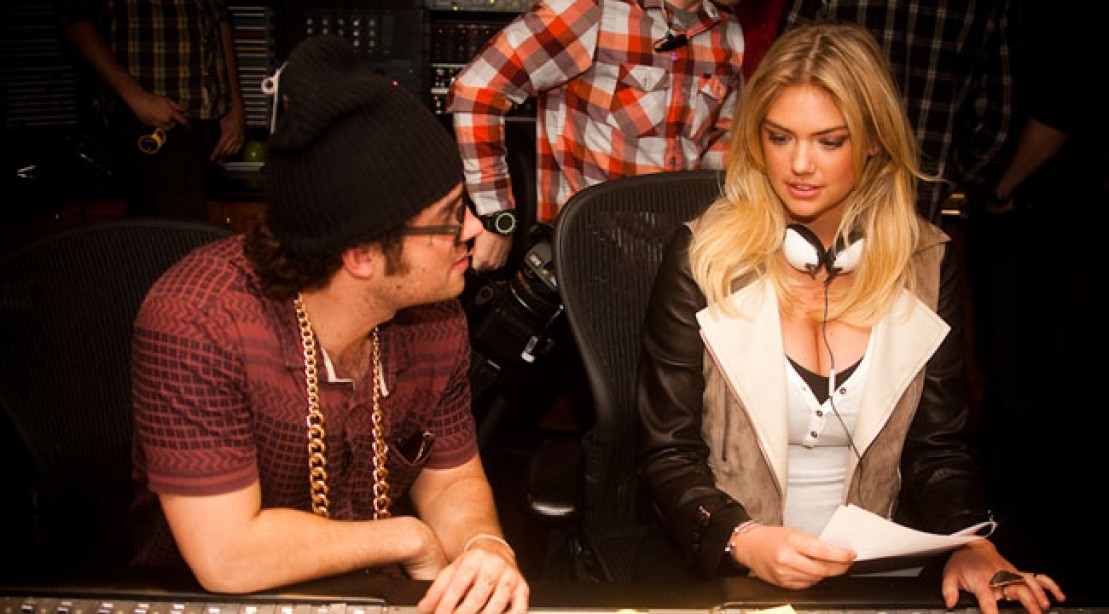 Make Valentine's Day Take a Supermodel to Work Day With Kate Upton
