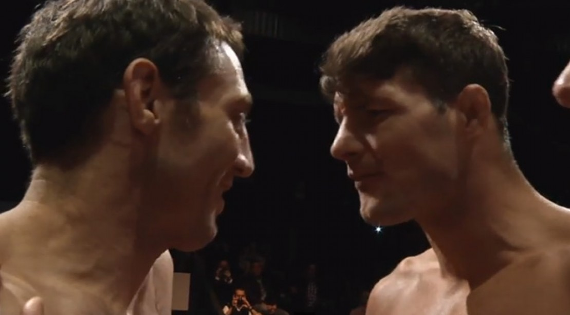 Can Tim Kennedy Shut Michael Bisping Up?