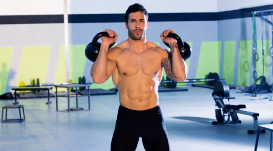Kettlebell Climb to Torch Fat & Build Lean Muscle