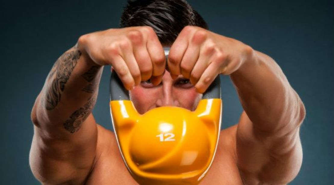 Get Crushed: Train Like An Animal