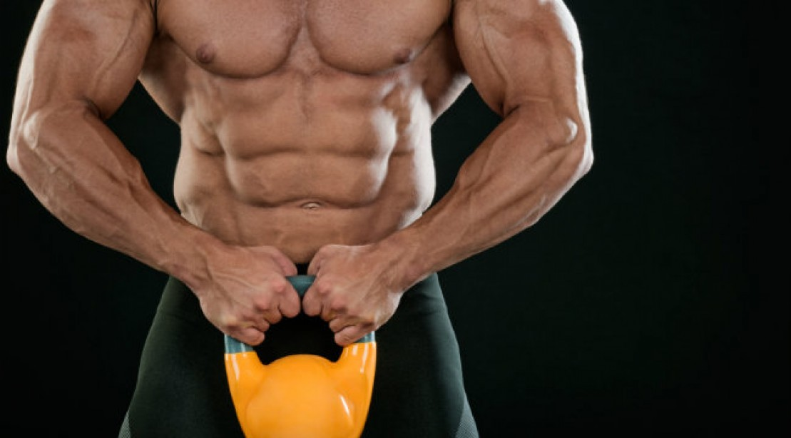 Get Crushed: Squats & Swings for Size & Strength