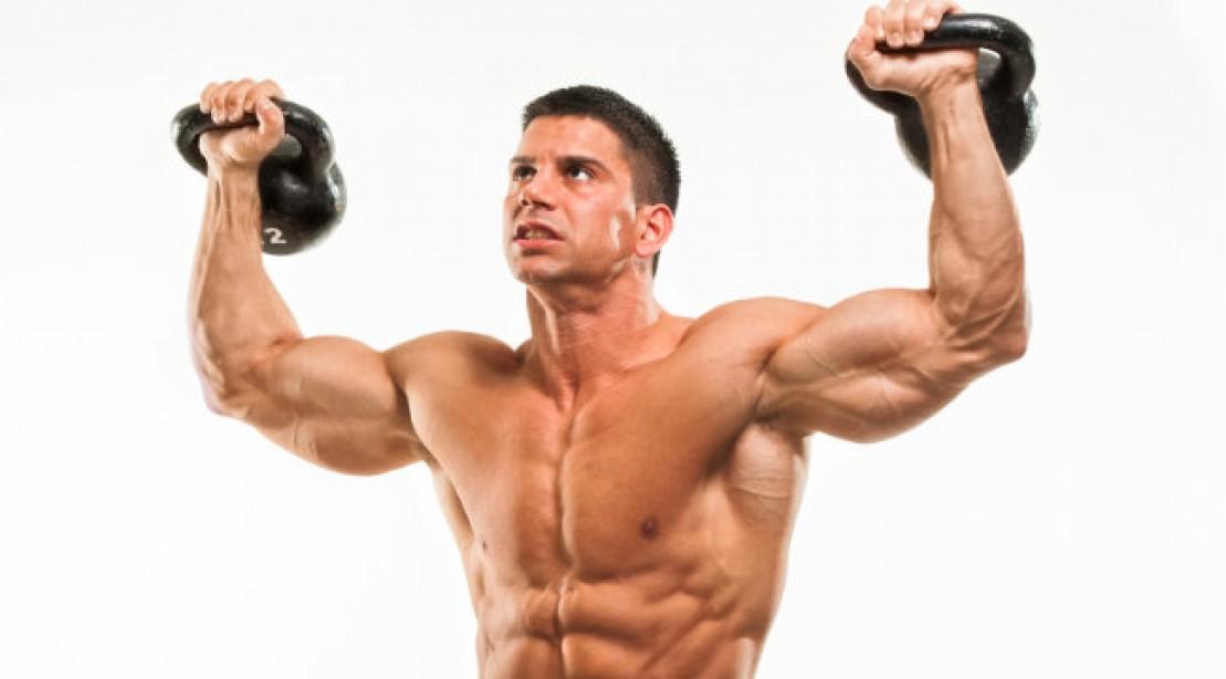Body Blasting Kettlebell Workout