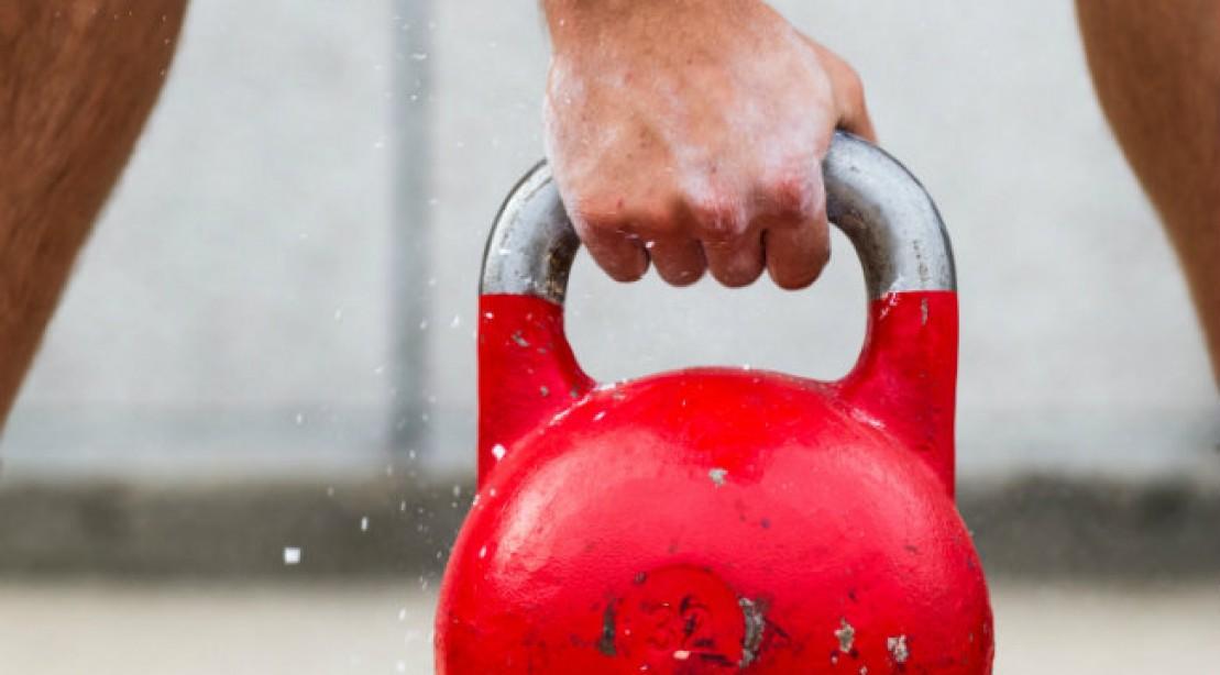 3 Kettlebell Exercises for Bigger Muscles