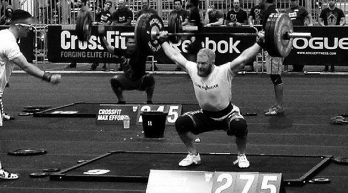 Athlete Severely Injured in CrossFit Accident