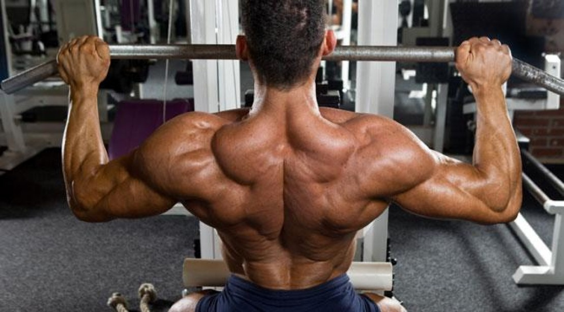 Get Yoked: Back Exercises For Extreme Thickness