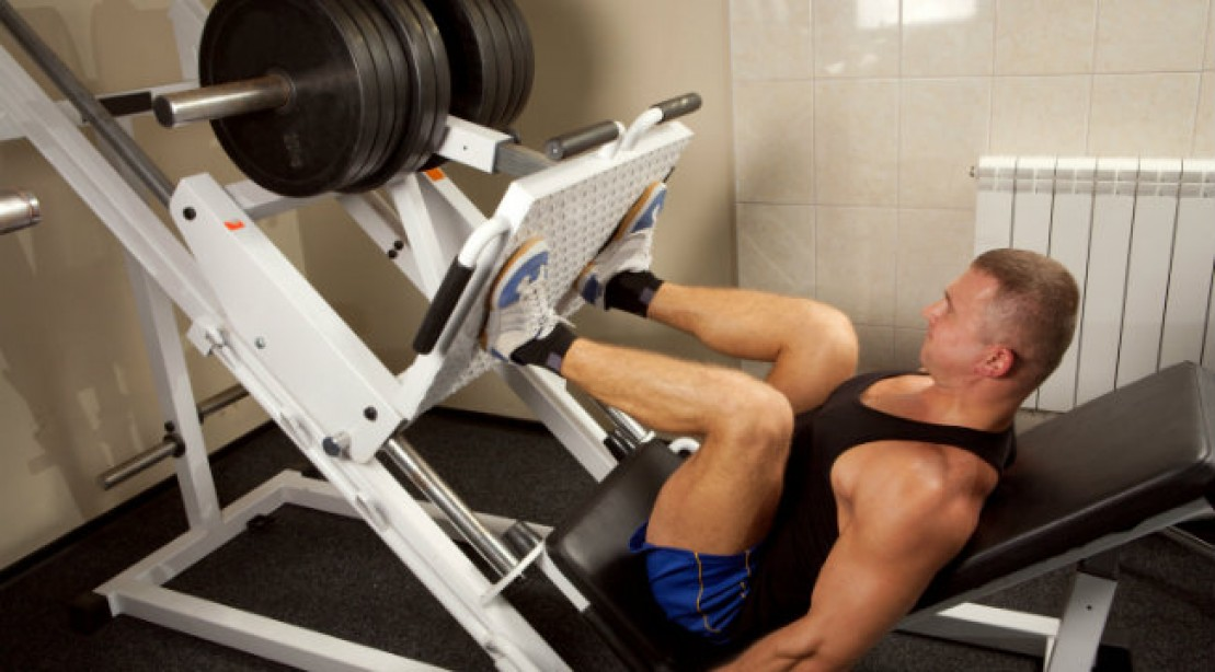 Bad-Ass Workout of the Week: Glute, Quad Crusher