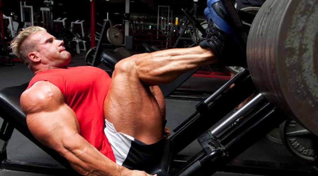 Jay Cutler Workout