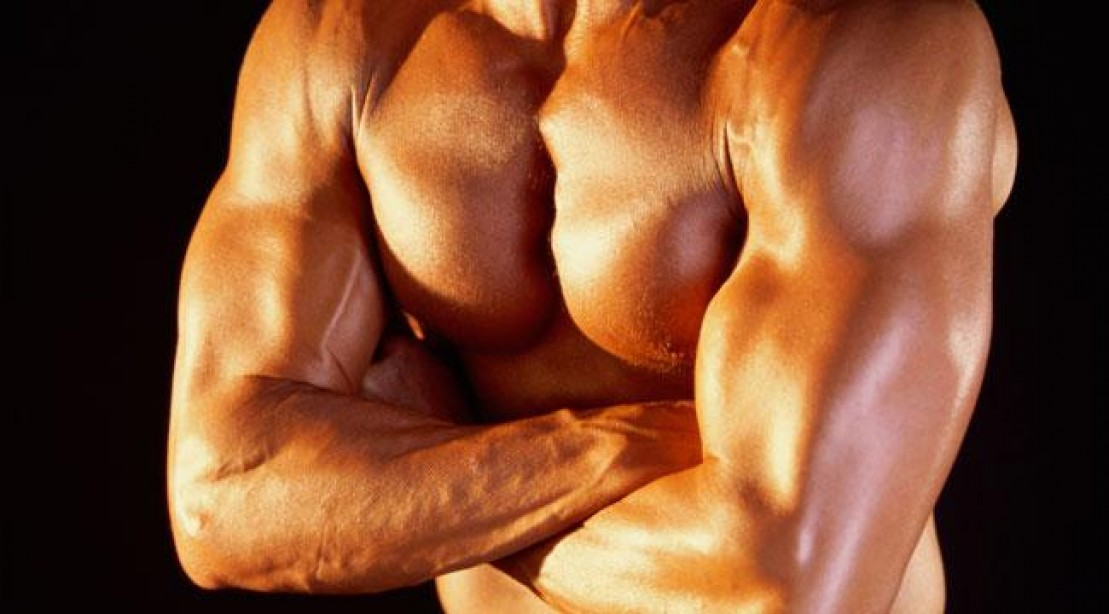 How to build arm muscle without equipment