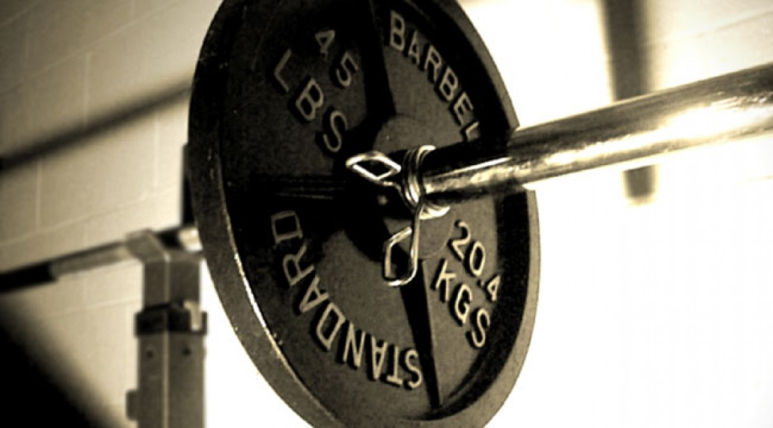 CrossFit WOD: Barbell Reps of Hell