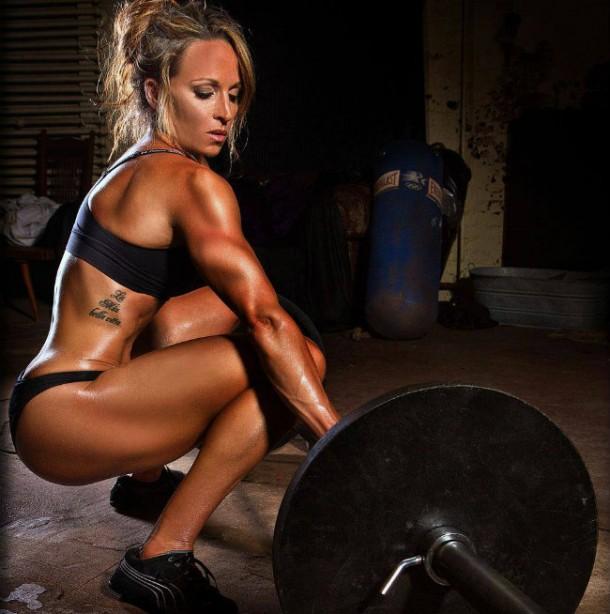 hot gym women