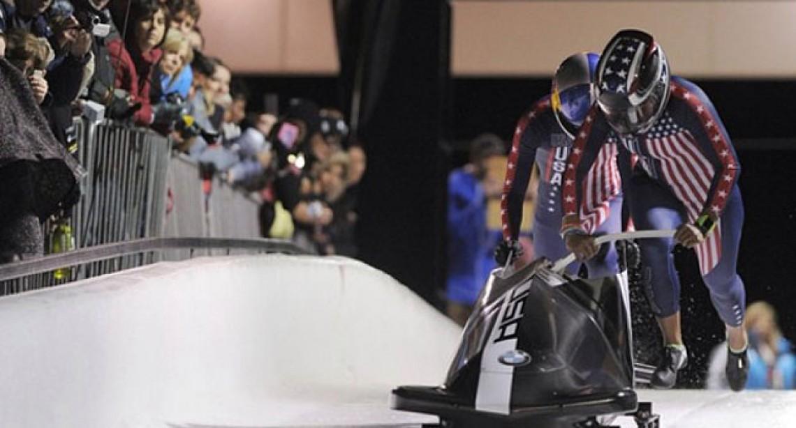 Lolo Jones Makes Winter Olympics Team
