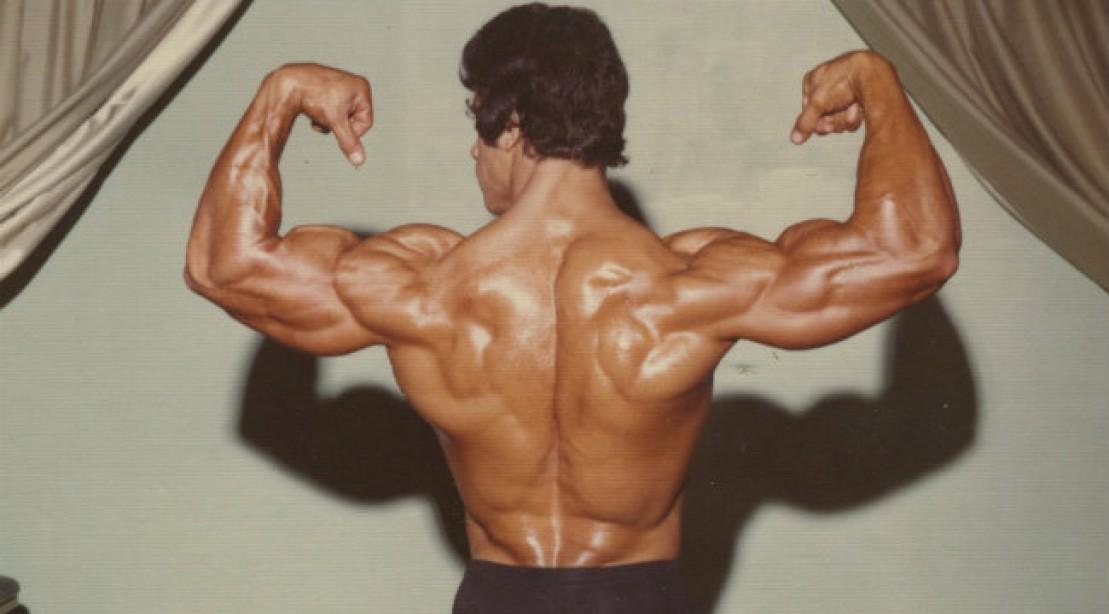Lou Ferrigno's Tips for a Hulking Back