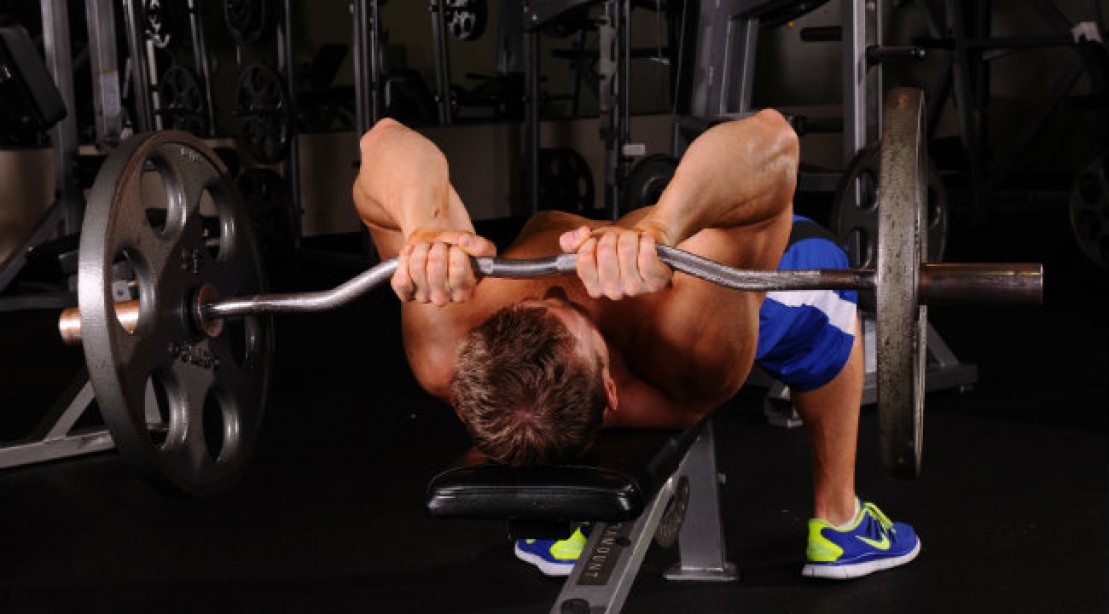 Easy Arms Workout Fix