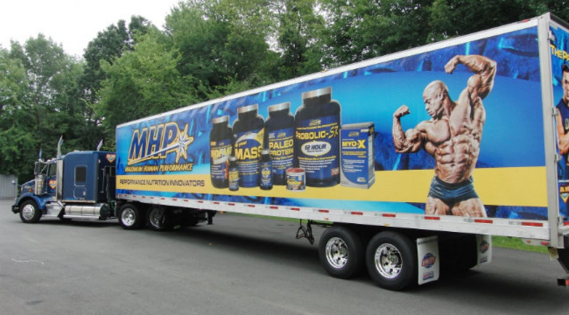 MHP Trucking Fleet Hits the Highways