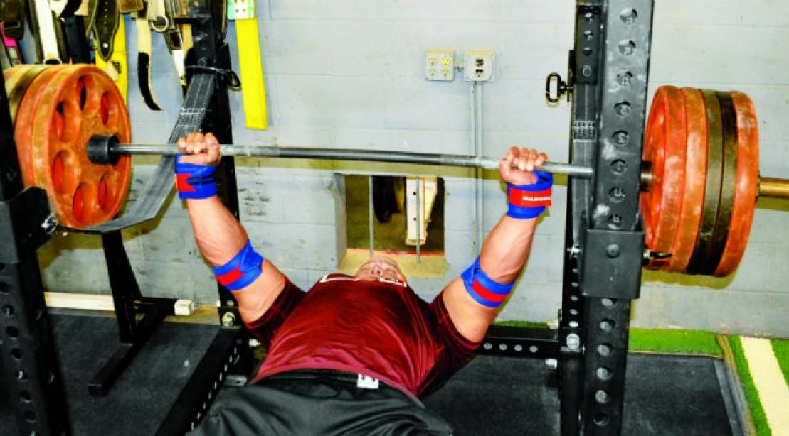 Bigger Bench Workout
