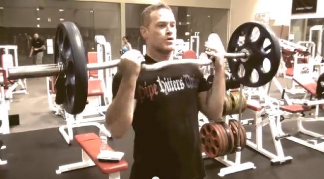 Get Hollywood Muscle: Max Martini's Pacific Rim Workout