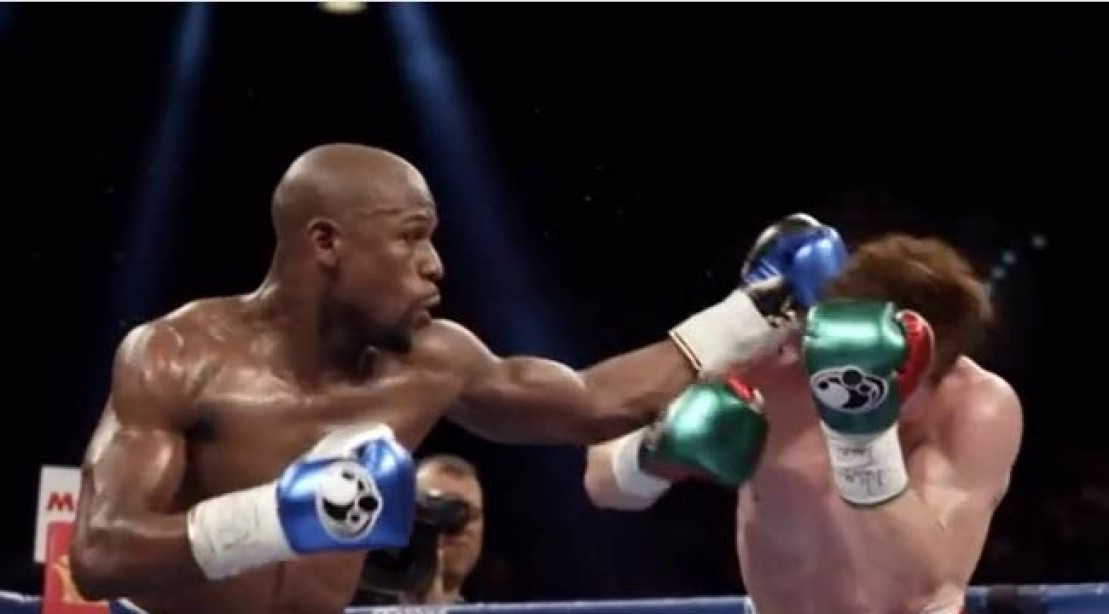 Mayweather-Maidana Set for May 3