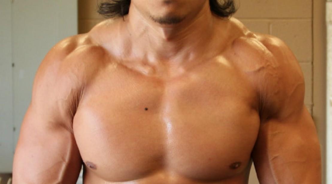 Monster Muscle Building Shoulder Workout