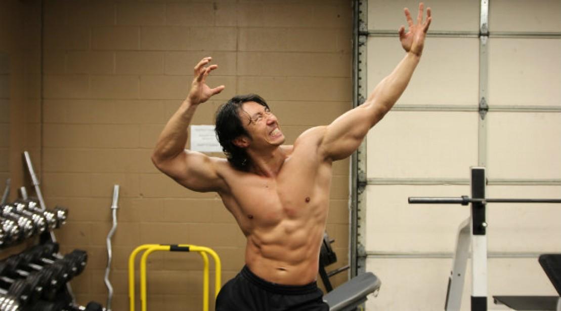 Killer V-Cut Abs Workout