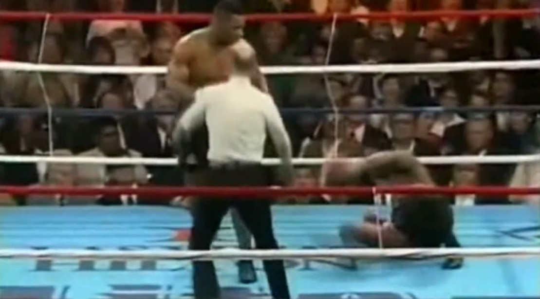 Mike Tyson Digs Street Fighter Soundtrack Highlight Reel