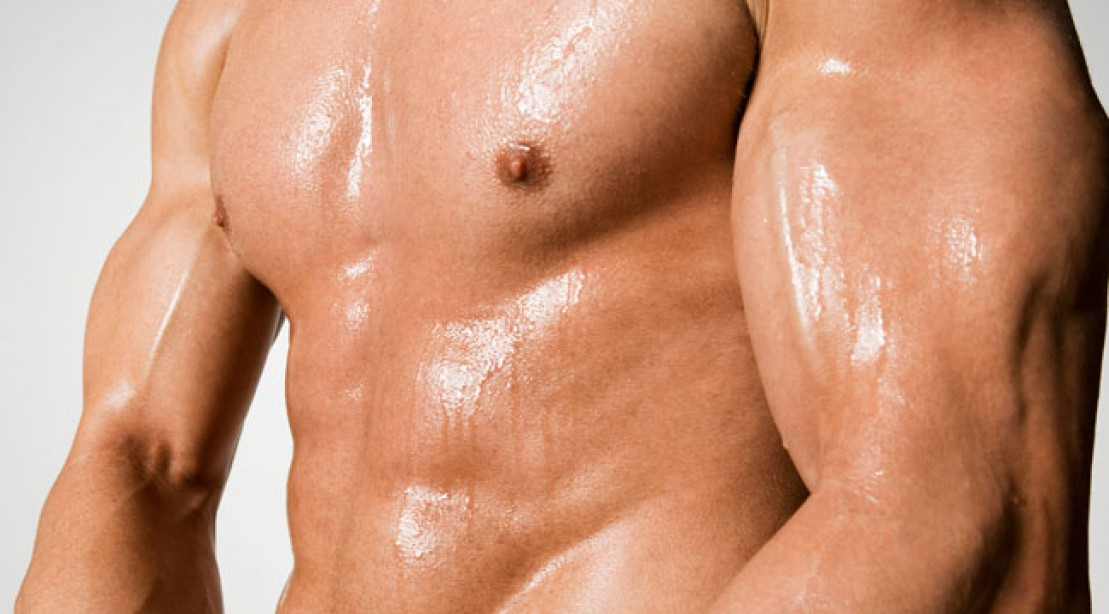 What's your favorite body part to train?