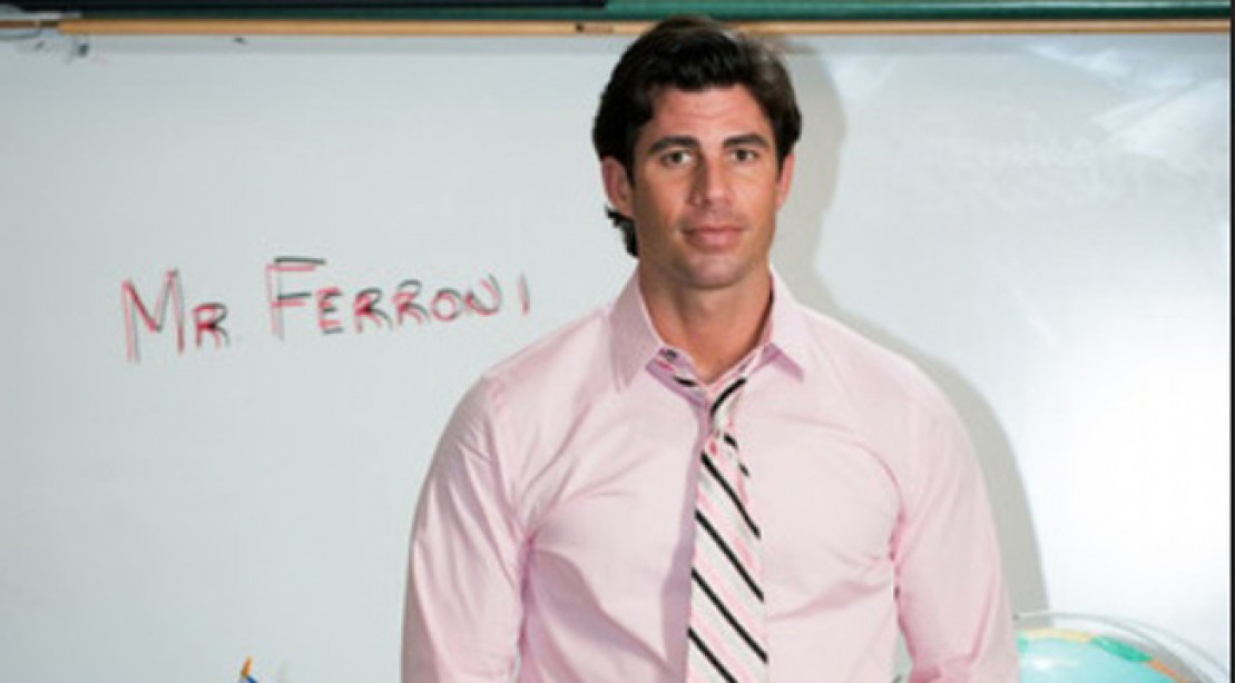 Inspirational Teacher Imparts Life Lessons in the Gym