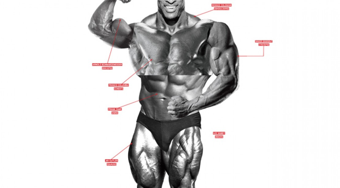 The Best Olympia Body Part Workout