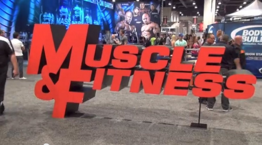 Video Highlights from Olympia 2013