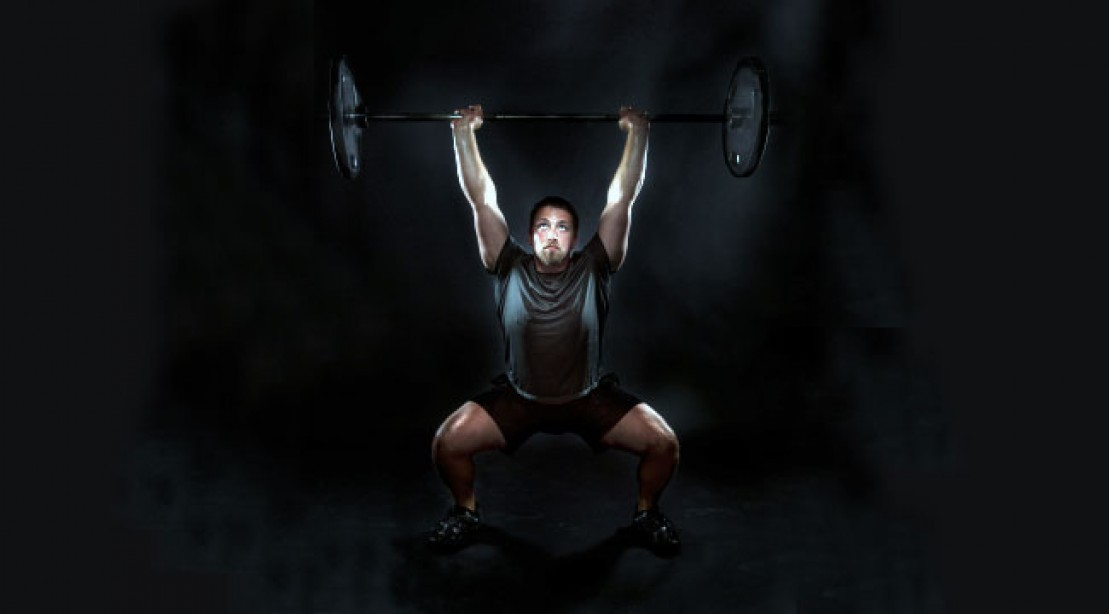 One-Move, Full-Body Workout: The Overhead Squat