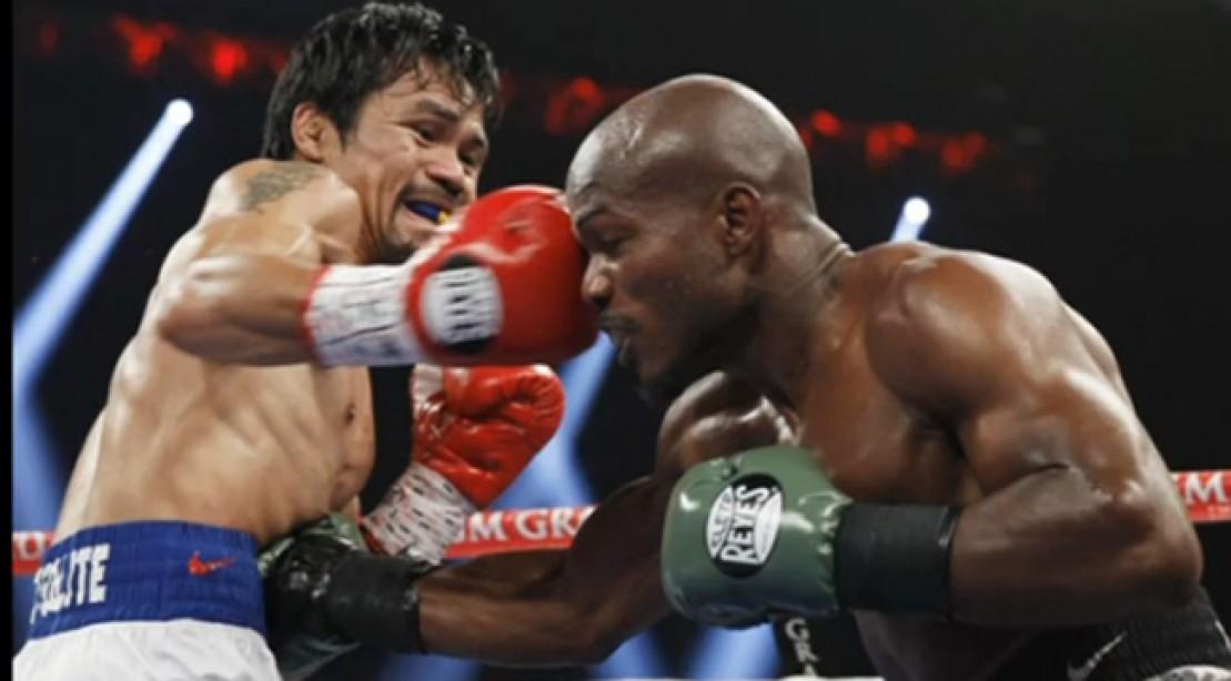 Pacquiao Defeats Bradley in Las Vegas