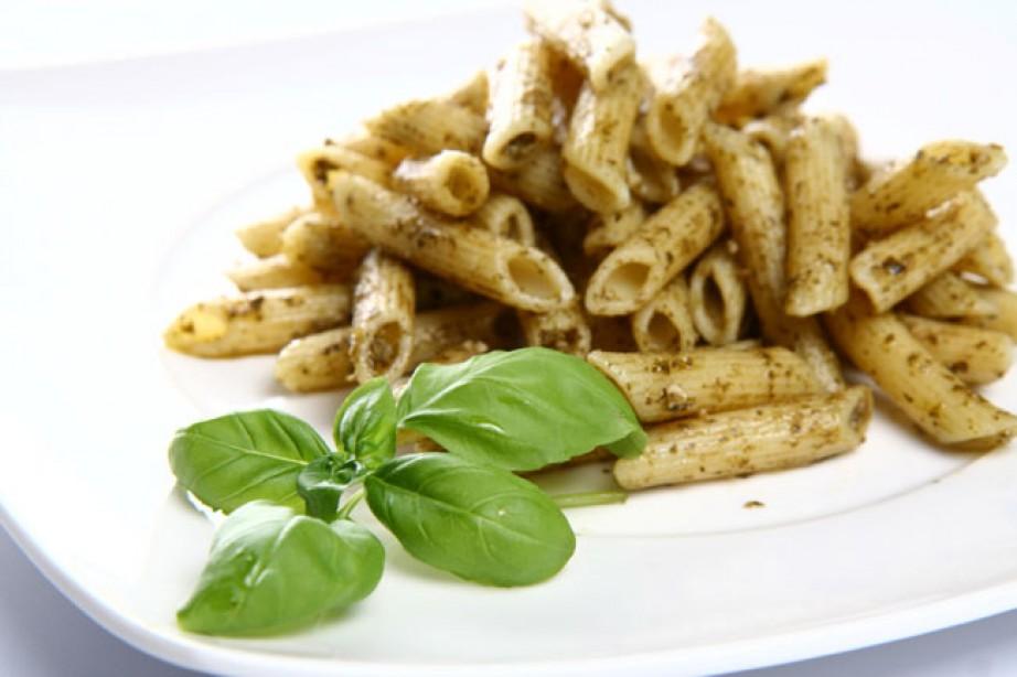 Man-Made Meal: Walnut Pesto