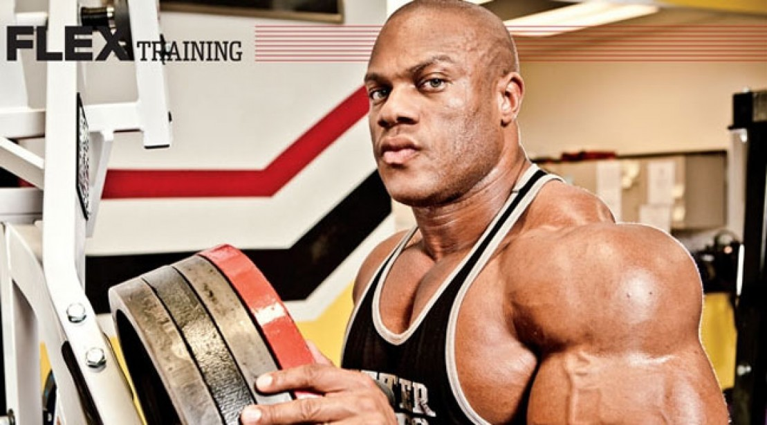 Phil Heath: The Future of Bodybuilding