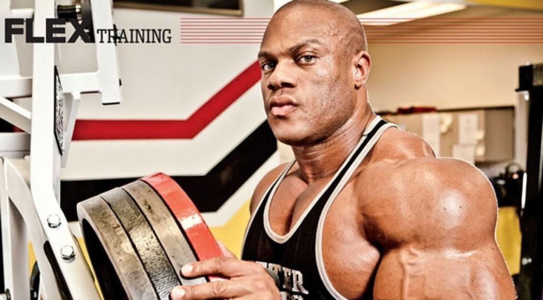 Phil Heath: The Future of Bodybuilding