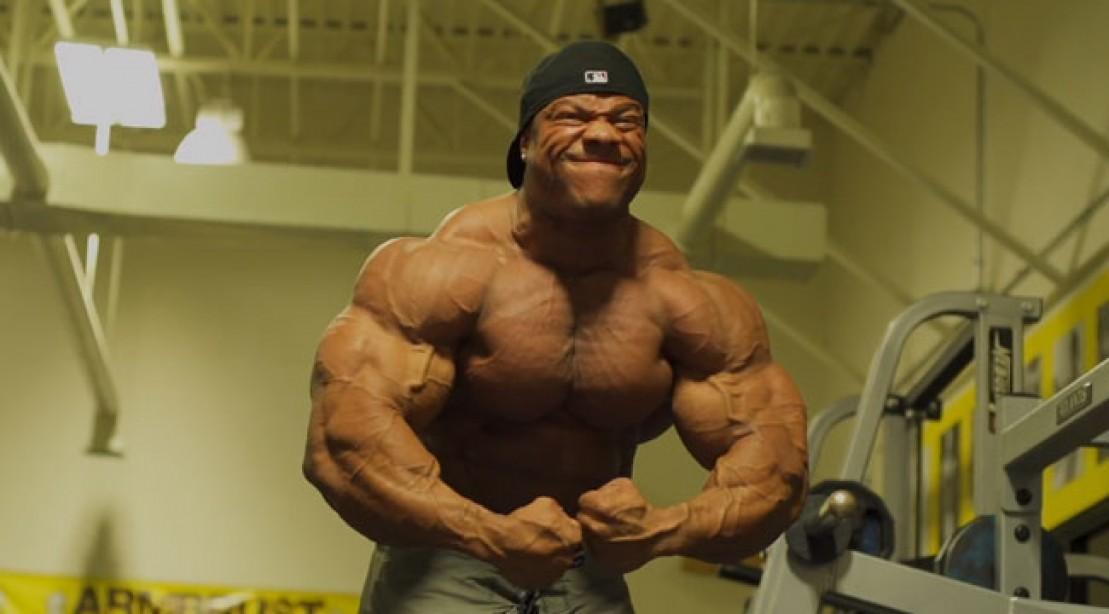 'Generation Iron' Showcases Elite Bodybuilders at Work