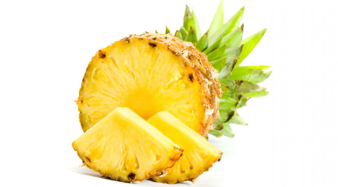 Recover Faster and Build Muscle With Pineapple