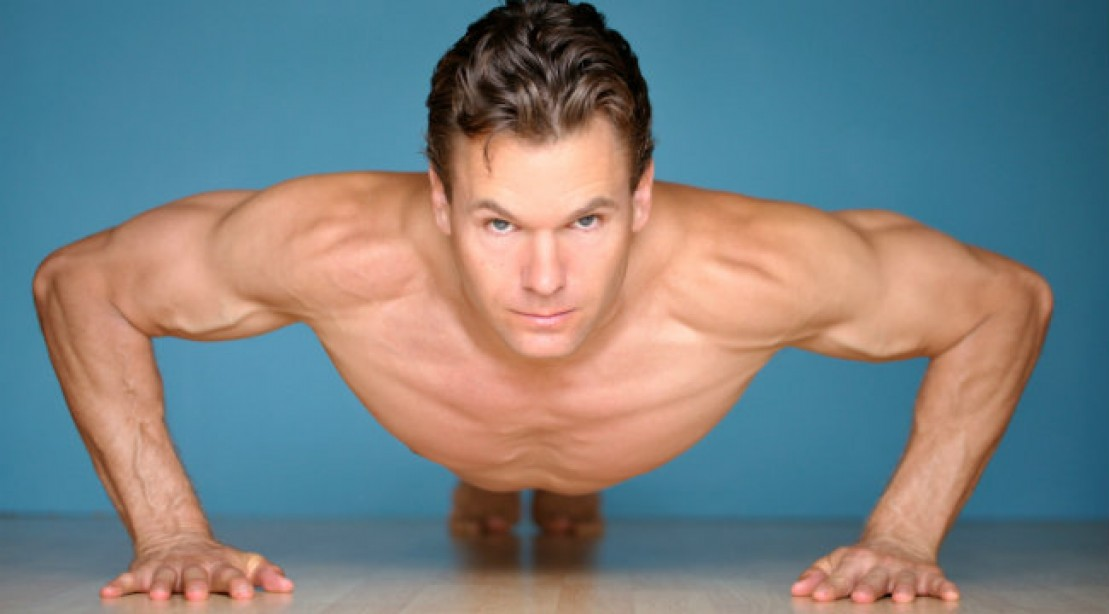 Power Up Your Pec Strength with the Plyo Push-Up