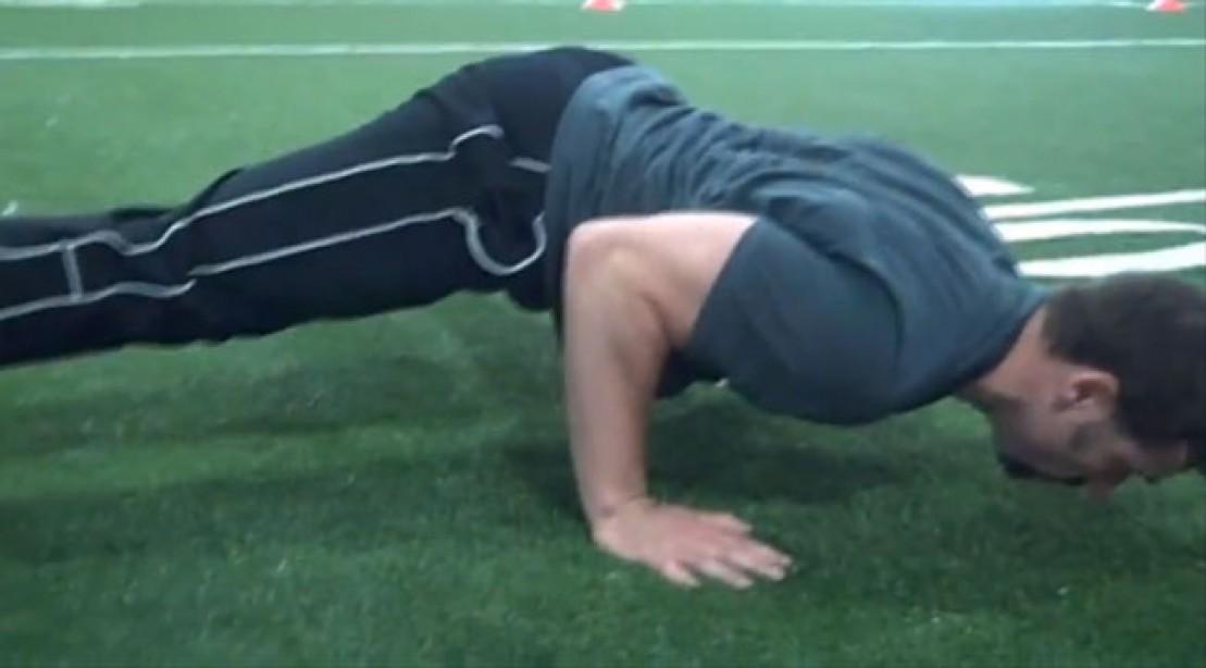 3 Tough Push-up Variations [VIDEO]